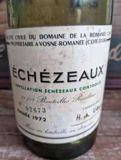 "Thumbnail of ""【空瓶】DRC・エシェゾー1972・ロマネコンティ・希少・空き瓶"""