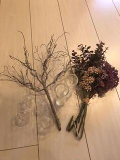 """Thumbnail of """"ウェルカムスペース 花瓶と造花"""""""