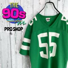 "Thumbnail of ""90's PRO SHOP USA製 ナンバリング メッシュゲームシャツ 激レア"""