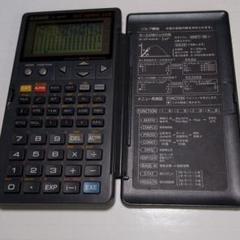 "Thumbnail of ""CASIO カシオ fx-4800P 関数電卓  DOT MATRIX  LCD"""