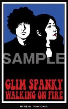 "Thumbnail of ""購入特典ステッカー1枚/ GLIM SPANKY"""