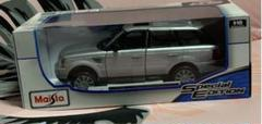 "Thumbnail of ""Maisto Range Rover Sport シルバー色"""