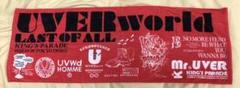 """Thumbnail of """"UVERworld 2019.12.20 男祭り 限定タオル"""""""