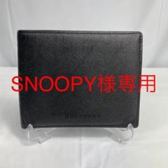 "Thumbnail of ""美品 BURBERRYバーバリー 二つ折り財布 ブラック ノバチェック"""