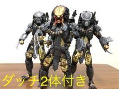 """Thumbnail of """"NECA AVP プレデター3体セット おまけ付き"""""""