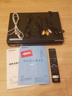 "Thumbnail of ""Blu-rayレコーダー SONY BDZ-RX55"""