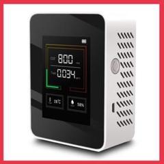 "Thumbnail of ""CO2 センサー 測定器 二酸化炭素計 空気質検知器 まん延防止"""