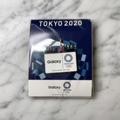 """Thumbnail of """"オリンピック公式 Galaxy ギャラクシー ピンバッチ 2個セット ③"""""""