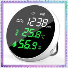 "Thumbnail of ""二酸化炭素濃度計 co2 センサー CO2濃度測定器 co2マネージャー"""