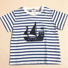 "Thumbnail of ""船柄Tシャツ 95"""