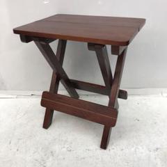 """Thumbnail of """"折りたたみ椅子 フラワースタンド 木製チェア ウッドチェアー レトロ おしゃれ"""""""