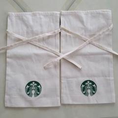 "Thumbnail of ""スターバックス 保存袋 巾着"""
