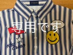 "Thumbnail of ""美品★キスオンザグリーン長袖ポロシャツ"""