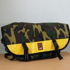"Thumbnail of ""made inUSACHROME miritary messenger bag"""