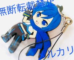 "Thumbnail of ""【即購入OK】 VOCALOID ボーカロイド ラバーストラップ KAITO"""