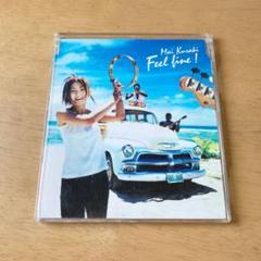 "Thumbnail of ""倉木麻衣/Feel fine!"""