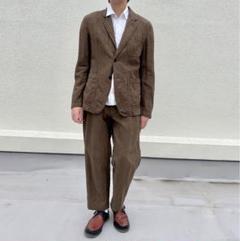 """Thumbnail of """"コムデギャルソン オムプリュス ドゥー セットアップ ジャケット パンツ スーツ"""""""