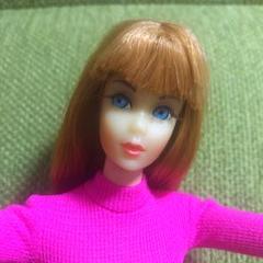 "Thumbnail of ""ビンテージバービー人形 フランシー人形 イキイキバービー1970年発売"""