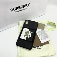 """Thumbnail of """"新品 Burberry コントラスト ロゴ iPhone X/XS Cover"""""""