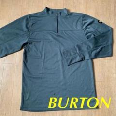 "Thumbnail of ""BURTON バートン ベースレイヤー インナーシャツ US-M(L相当)"""