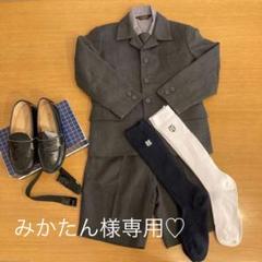 "Thumbnail of ""男の子 ニッセン フォーマルスーツ 120cm ファミリア靴20cm 8点セット"""