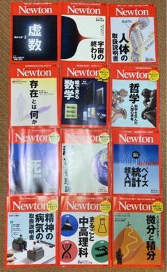 "Thumbnail of ""雑誌 Newton ほぼ未使用 1年分 12冊 2020年1月号〜12月号"""