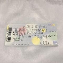"Thumbnail of ""ローリングストーンズ 2006年 東京ドーム チケット半券"""