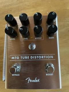 "Thumbnail of ""MTG Tube Distortion Pedal"""
