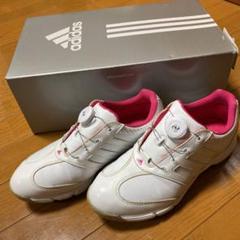 """Thumbnail of """"adidas レディース ゴルフシューズ 23.5cm"""""""