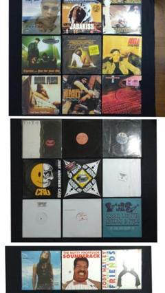 """Thumbnail of """"【洋楽!】 ヒップホップ レゲエ R&B LPレコード 21枚まとめ売り!"""""""