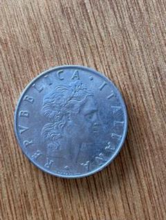 """Thumbnail of """"イタリア 硬貨 コイン 1974年 リラ"""""""