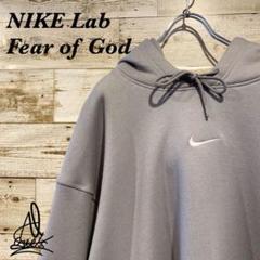 "Thumbnail of ""《鬼レア》NIKE × Fear of God ダブルフードパーカー☆XL"""