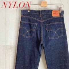 """Thumbnail of """"ナイロン NYLON W33 ジーンズ デニムパンツ FN083"""""""