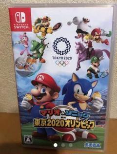 """Thumbnail of """"マリオ&ソニック AT 東京2020オリンピック"""""""