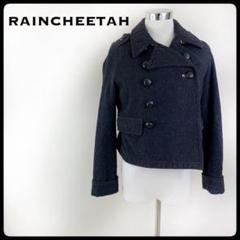 "Thumbnail of ""英国製 RAINCHEETAH Pコートピーコート 大人かわいい"""