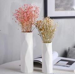 "Thumbnail of ""陶器の白いファッションシンプルな花瓶セラミック装飾品室内装飾6"""