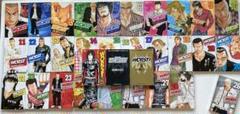 "Thumbnail of ""WORST 1〜28巻+3冊 高橋ヒロシ"""