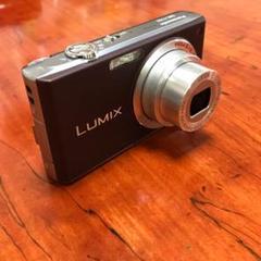 """Thumbnail of """"LUMIX FX33 デジカメ ブラウン"""""""