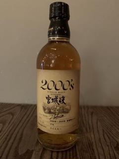 "Thumbnail of ""宮城峡2000's ニッカウヰスキー 500ml"""