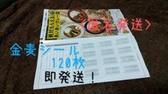 2020 キャンペーン 台紙 金麦シール