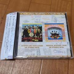 """Thumbnail of """"ビートルズモービルフィディリティ音源CD サージェントペパー、マジカルミステリー"""""""