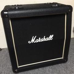 "Thumbnail of ""最終価格 Marshall 小型 キャビネット ギターアンプ"""