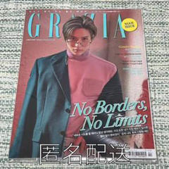 "Thumbnail of ""韓国雑誌 GRAZIA テミン表紙"""