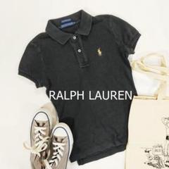 """Thumbnail of """"ラルフローレン ポロシャツ サイズS ブラック 刺繍 半袖 イエロー 黄色 黒"""""""