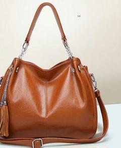 """Thumbnail of """"女性用のハンドバッグの本革ショルダーバッグが大人気ですN5"""""""