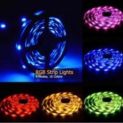 "Thumbnail of ""LEDテープ ライト4m  室内等の装飾・間接照明 インテリア"""