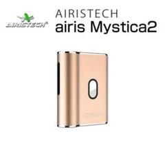 "Thumbnail of ""AIRISTECH MYSTICAⅡ CBD VAPE ベイプ(ゴールド)②"""