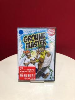 "Thumbnail of ""スノーボードDVD GROUND MASTER"""