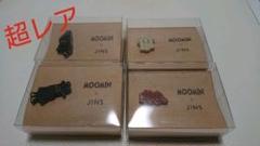 "Thumbnail of ""JINS ムーミン コラボ オリジナル ピンバッジ フルコンプセット メガネ"""