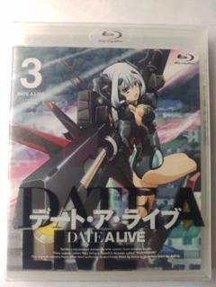 "Thumbnail of ""デート・ア・ライブ 第3巻 Blu-ray 特典無し"""
